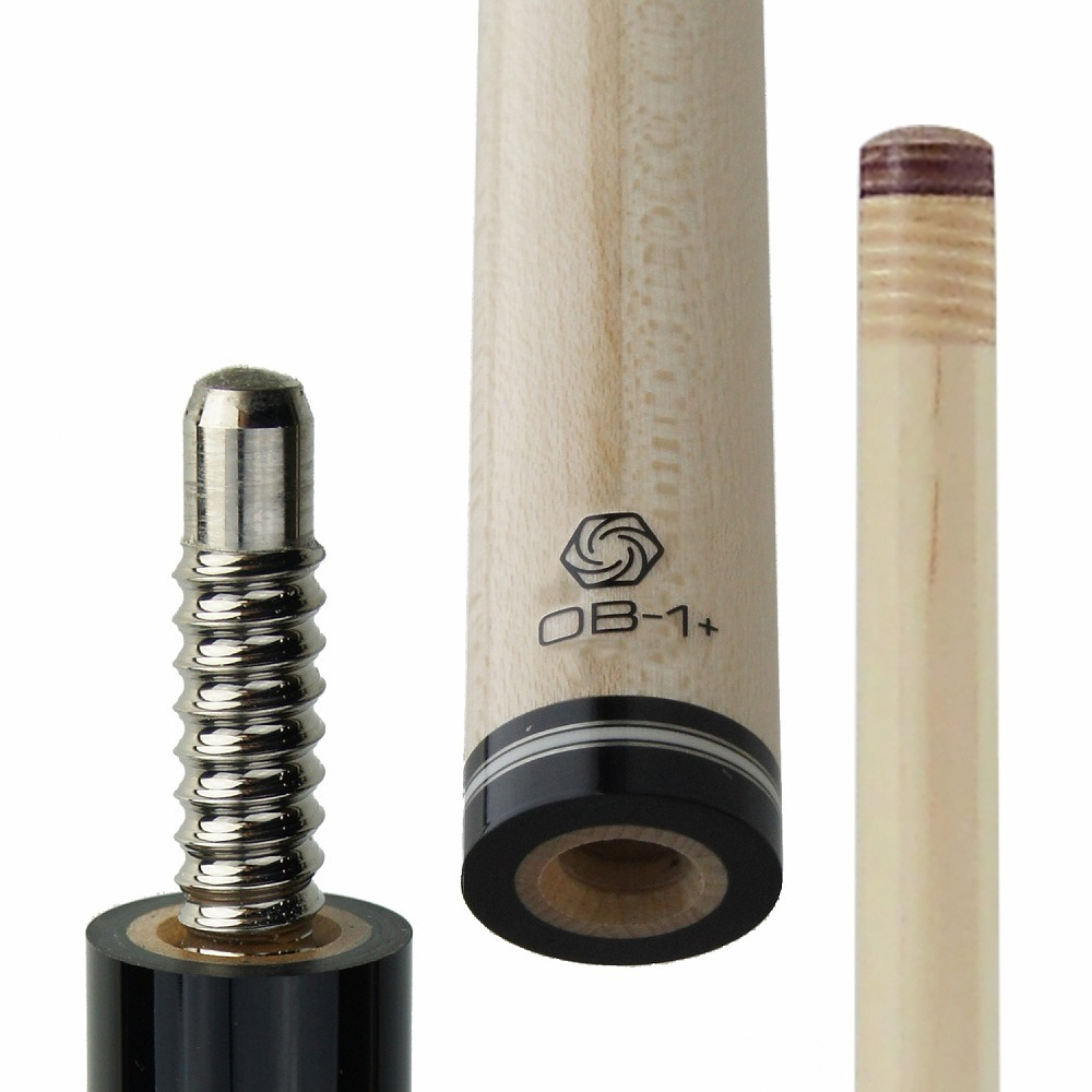 ビリヤード シャフト MS-OB1+シャフト WJ 交換 前部分 前側 shaft メープル レベルアップ テーパー 技術向上 装備 装着 脱着 取替え プレゼント キレ パワー オービー