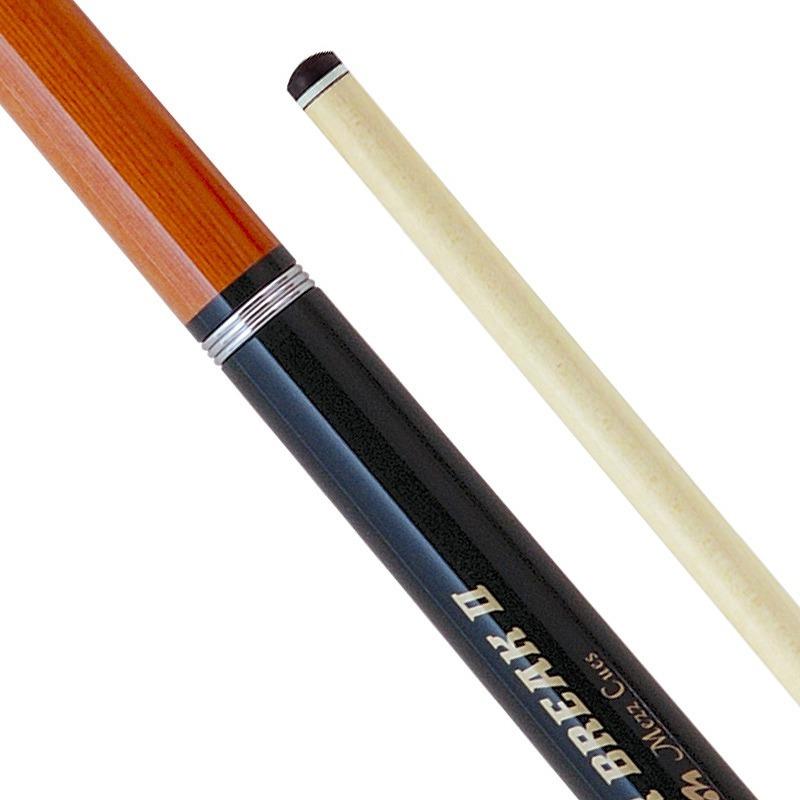 ビリヤード キュー パワーブレイク2 PB2-O/DI2 オレンジ (DI2シャフト装備)