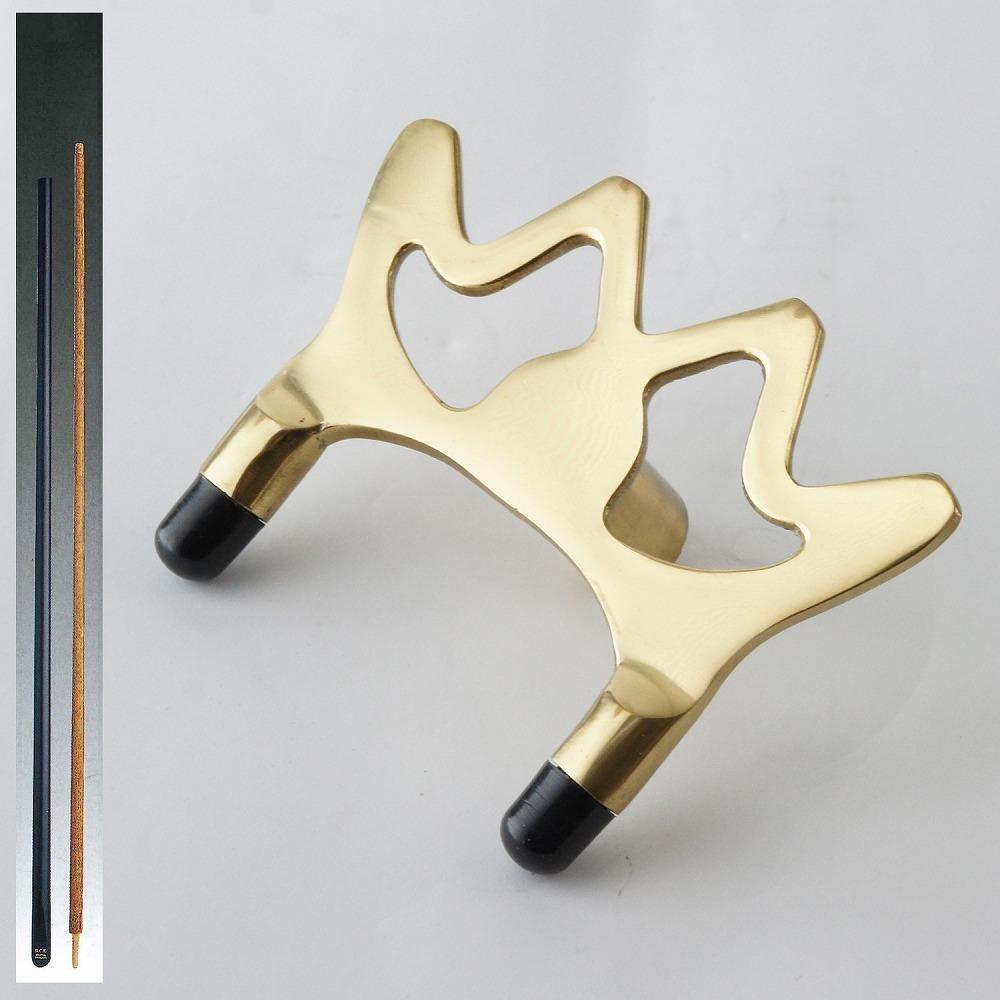 ビリヤード スヌーカー用 レスト スティック ロング&BUTTヘッドセット 2pce/8ft/244cm