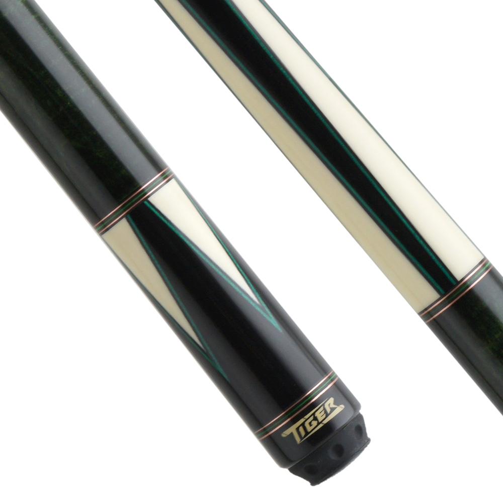ビリヤード キュー TIGER タイガー HD-1G (Ultra-X LDシャフト装備) 信頼 老舗 アメリカン 米国 made in USA 人気 高品質 シンプル ハイクオリティ ハイエンド カスタム 高級