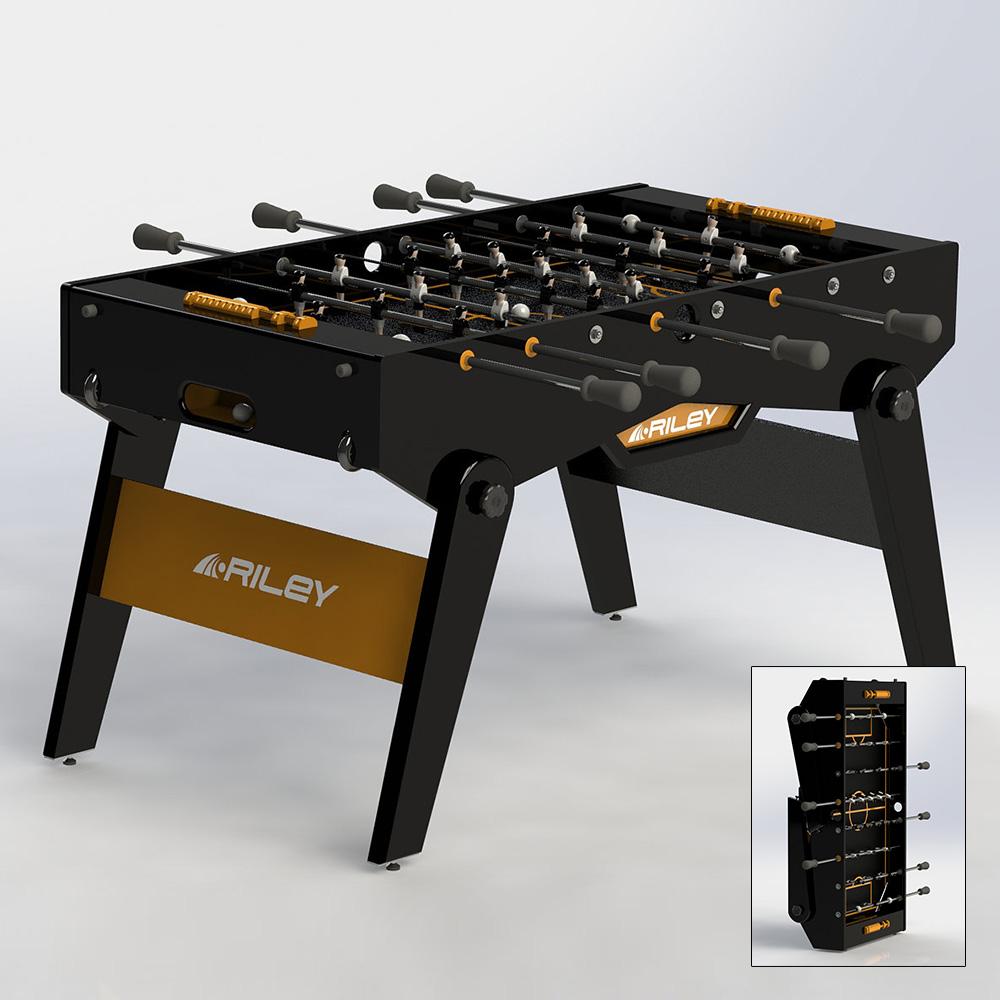 フーズボール テーブルサッカー RFFT-46 重量約37kg 大型配送品 フーズボール テーブル・フットボール