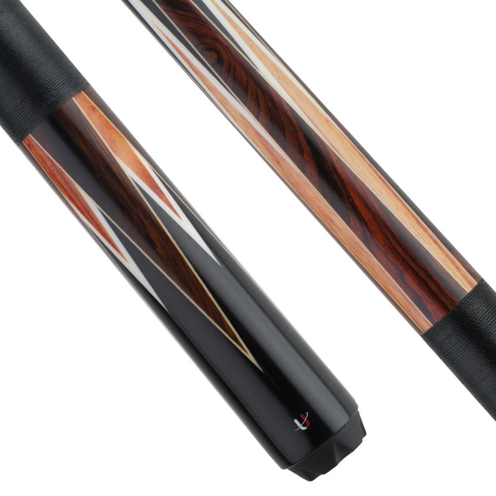 ビリヤード キュー Universal ユニバーサル UN 112-4 (Sシャフト装備) スーケット プロモデル プロ使用 高品質 安定 向上 ハイテク 汎用