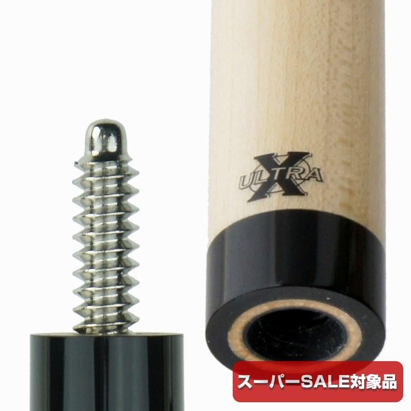 [スーパーSALE対象商品] ビリヤード シャフト TIGER タイガー Ultra-X 3/8-10山