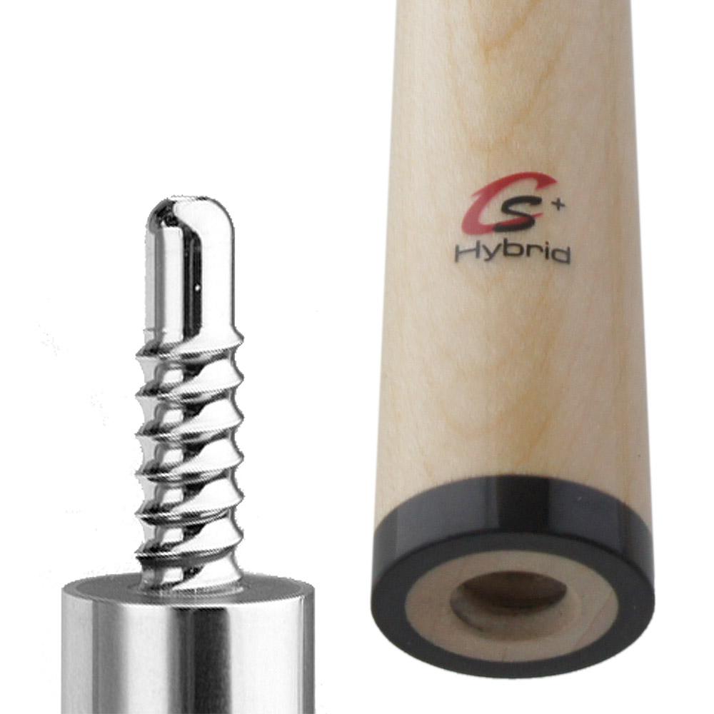 ビリヤード シャフト Universal ユニバーサル CS+ Hybrid shaft ラジアル
