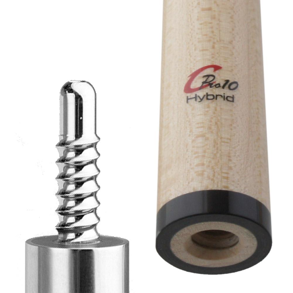 ビリヤード シャフト Universal ユニバーサル PRO10 Hybrid shaft ラジアル