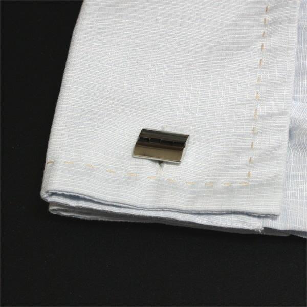 블랙 크리스탈・센타라인 커프스 버튼 기프트・선물로 추천 10 P03Dec16 커프스(카후린크스/커프스 버튼)