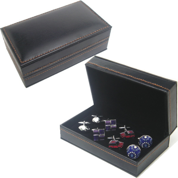 Cufflinks And Tie Tack Storage Box