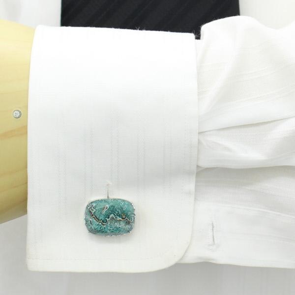 그린・크리소레이스째의 우노 커프스(카후린크스/커프스 버튼/cufflinks/cuffs/맨즈/남성)