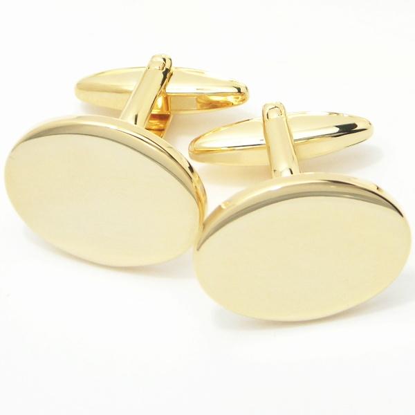 艶やかゴールド ラウンドマーク カフス カフスボタン カフリンクス cufflinks cuffs メンズ 男性 ゴールド スーツアクセサリー専門店 誕生日 プレゼント プチギフト おしゃれ カフスマニア