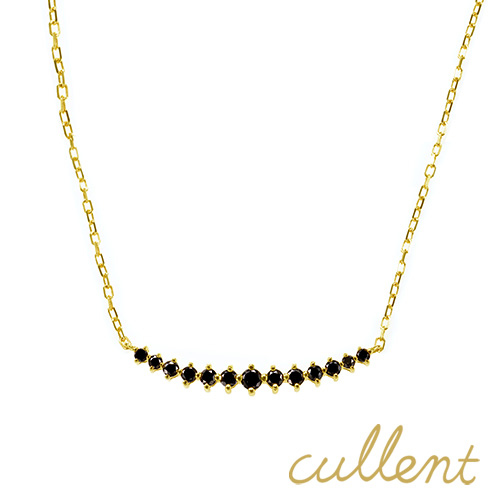 Cullent rakuten global market line necklace k18 black diamond line necklace k18 black diamond necklace star line necklace k18 gold black diamond black diamond pendant and 18 18 k diamond line necklace mozeypictures Choice Image