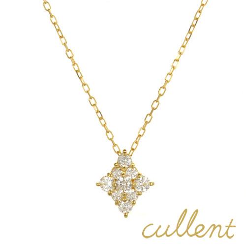 ダイヤモンド ネックレス K18 nova ネックレス K18 18金 18k ゴールド ダイヤモンド ダイヤ レディース  ジュエリー アクセサリー おしゃれ 星 ピンクゴールド