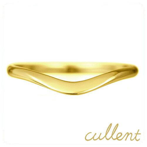 K18リング KOKORO リング 指輪 18金 K18 地金 18k ゴールド マリッジ 結婚指輪 ペアリング 幅広