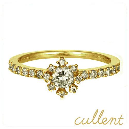 K18ダイヤモンドリング bundle リング 18金 18k ダイヤモンド 指輪 レディース ジュエリー アクセサリー ピンクゴールド ホワイトゴールド