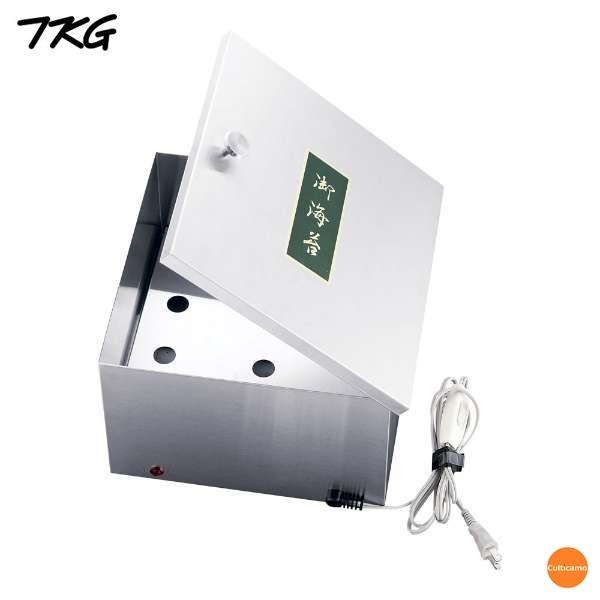 18-0 電気のり乾燥器 ヒーター式 特大 BNL-16[関連:TKG 業務用 寿し 海苔 サーモスタット式 乾燥器 保管 保存 ステンレス 箱]