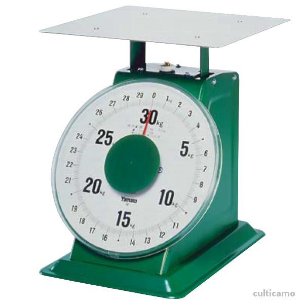 ヤマト 上皿自動はかり 「特大型」 平皿付 SD-50 50kg BHK-68【送料無料】[関連:YAMATO 業務用 超大型 計量器 上皿式 針はかり 野菜 精肉 ハカリ 秤]