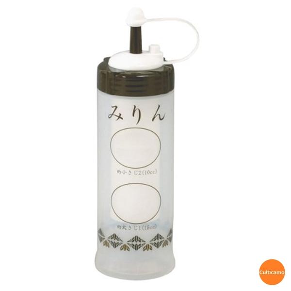 ワンプッシュで大さじ1 小さじ2が簡単に出せます さじかげん M ME-400S 360cc 専用ボトル 蔵 贈り物 みりん BSZ-07 ボトル 容器 関連:DAIWA 業務用 調理小物 台和 味醂 調味料入れ 便利