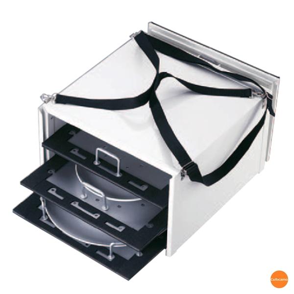 あつあつお届けボックス (肩ひも・食器付) GDM-02[関連:業務用 ピザ用品 エコ 宅配 出前 保温バッグ ボックス]