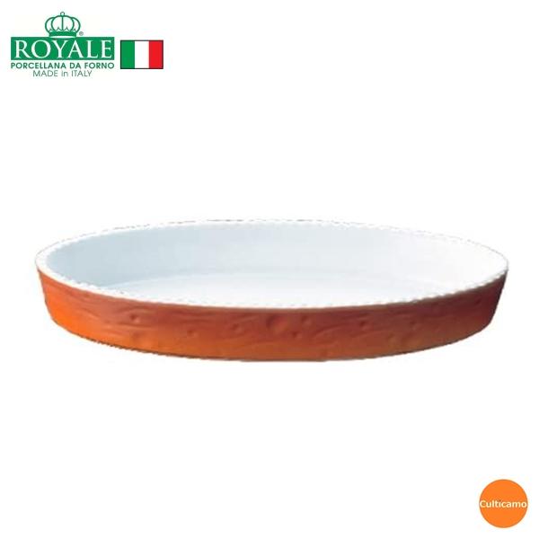 イタリアの陽気な食文化が生んだオーブンウェアーの逸品 ロイヤル 新作続 小判グラタン皿 新作アイテム毎日更新 カラー PC200-48 48cm RLI-19 関連:ROYALE 電子レンジ対応 オーブン ブランド 業務用 食器 オーブンウェア イタリア 耐熱磁器
