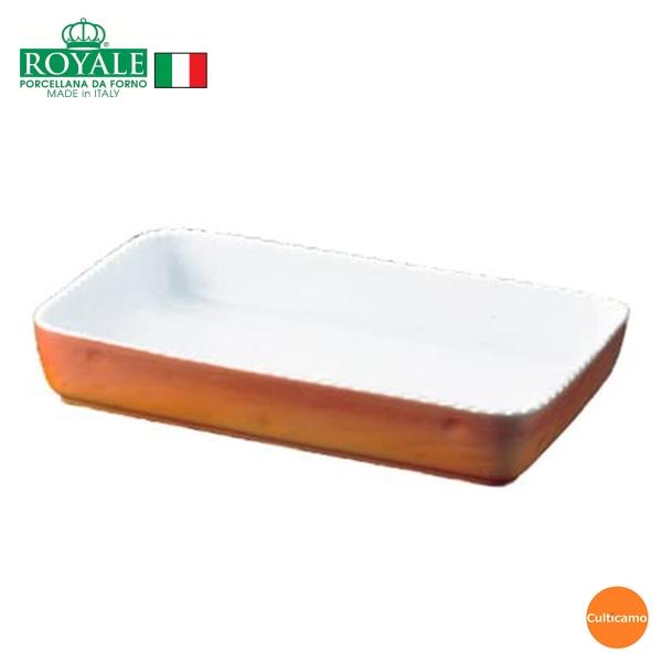 イタリアの陽気な食文化が生んだオーブンウェアーの逸品 ロイヤル 角型グラタン皿 カラー PC500-44 44cm RLI-27 関連:ROYALE ブランド 食器 イタリア 期間限定送料無料 オーブンウェア 業務用 オーブン 最安値に挑戦 電子レンジ対応 耐熱磁器