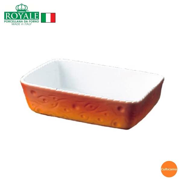 イタリアの陽気な食文化が生んだオーブンウェアーの逸品 ロイヤル 長角深型グラタン皿 カラー PC520-32-9 超定番 32cm RLI-33 関連:ROYALE セール 特集 オーブン オーブンウェア イタリア ブランド 業務用 食器 電子レンジ対応 耐熱磁器
