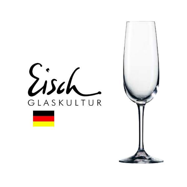アイシュ ヴィノ・ノビレ シャンパン 6個入 25511070 RAI-22[関連:Eisch ドイツ ブランド VINO NOBILE 無鉛クリスタル ワイングラス]