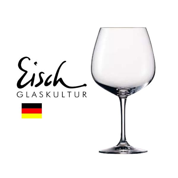 アイシュ ヴィノ・ノビレ ブルゴーニュ 6個入 25511010 RAI-22[関連:Eisch ドイツ ブランド VINO NOBILE 無鉛クリスタル ワイングラス]