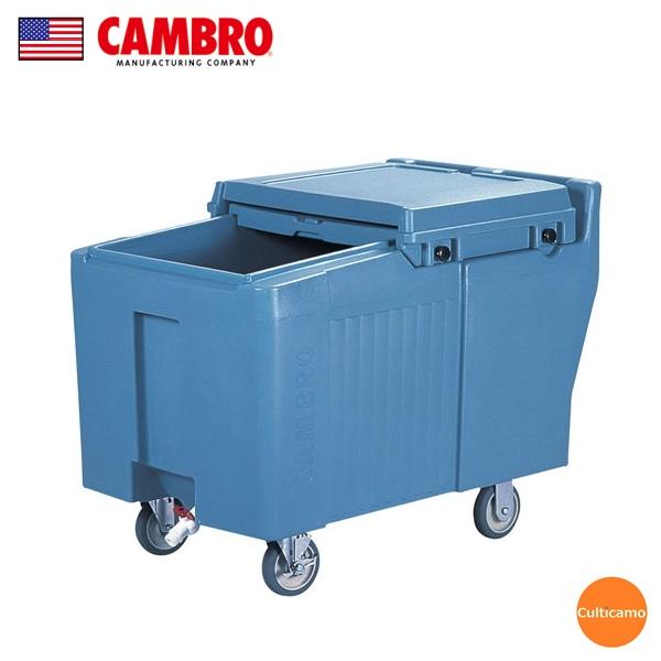 キャンブロ アイスキャディ ICS175L スレートブルー MAI-03[関連:CAMBRO アメリカ 業務用 氷 大容量 保冷ボックス コンテナー]