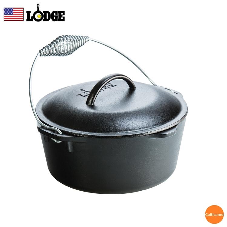 煮込み料理から ご飯を炊いたりと調理全般に使える鋳鉄の鍋 ロッジ キッチンオーヴン 10 1 4インチ オーバーのアイテム取扱☆ L8DO3 GLT-06 関連:LODGE 鉄 即出荷 電磁調理器対応 200V対応 IH100V LOGIC ロッジロジック ブランド アメリカ ダッチオーブン 鍋