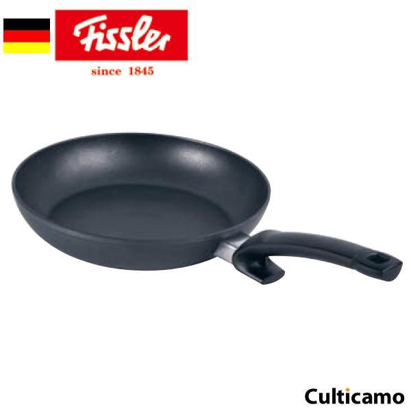 フィスラー アルックス フライパン 24cm 157-302 AHL-Y9[関連:Fissler ドイツ ブランド アルミ テフロン 電磁調理器対応 IH100V・200V対応]