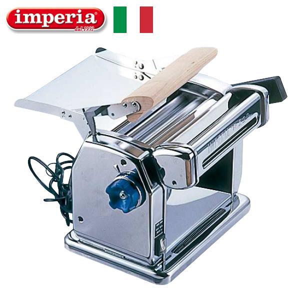 インペリア 電動式 パスタマシーン RMN-220 (スピード調節なし)《ASP-27》【送料無料】[関連:imperia イタリア 業務用 電動 コンパクト 製麺機]