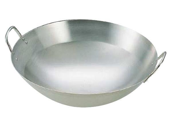 18-8 中華鍋 60cm ATY-04[関連:業務用 料理道具 中華料理 鍋 中華用品 ステンレス製 両手鍋]