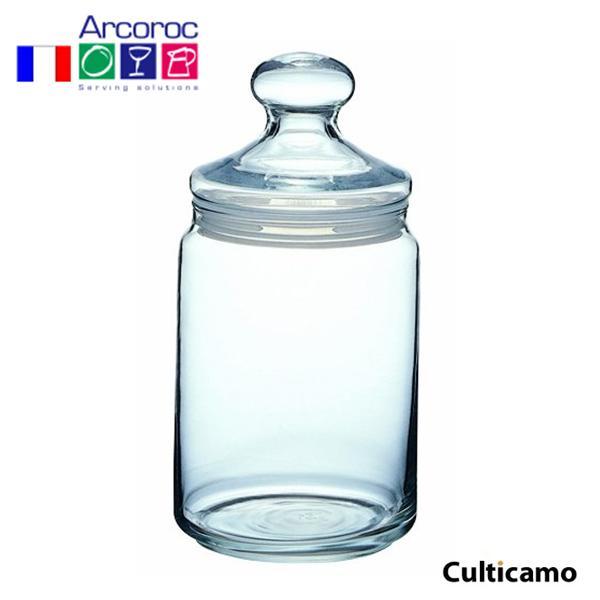 ガラス製なので臭い移りもなく衛生的 アルコロック ポットクラブ 12404 1L APT-13 関連:Arcoroc Luminarc お歳暮 シンプル SEAL限定商品 ガラス 保存容器 ディスプレイ 食品 ビン キャニスター 小物入れ デザイン