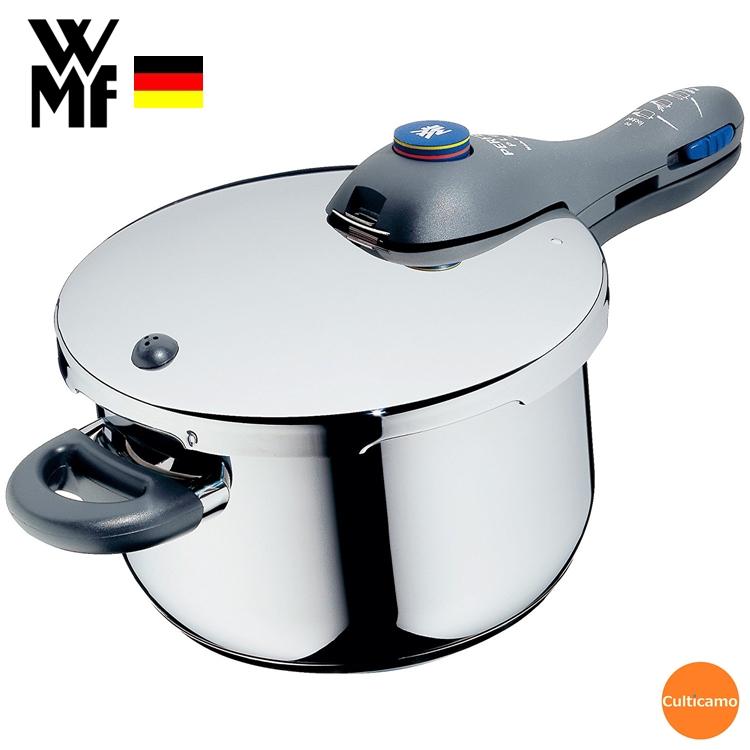 WMF パーフェクトプラス 圧力鍋 018WF 4.5L W793126040 AAT-34[関連:ベーエムエフ ドイツ製 ブランド IH対応 100V・200V対応 圧力なべ]