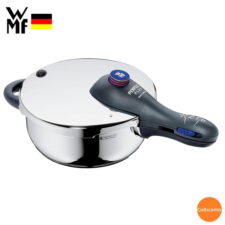 WMF パーフェクトプラス 圧力鍋 018WF 3.0L W793116040 AAT-34[関連:ベーエムエフ ドイツ製 ブランド IH対応 100V・200V対応 圧力なべ]