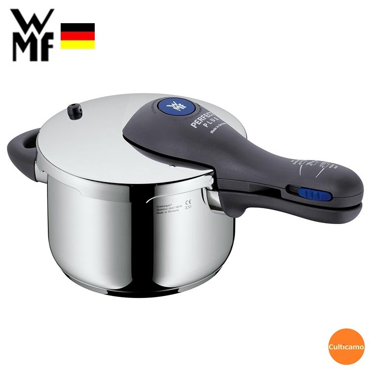 WMF パーフェクトプラス 圧力鍋 018WF 2.5L W793090000 AAT-34[関連:ベーエムエフ ドイツ製 ブランド IH対応 100V・200V対応 圧力なべ]