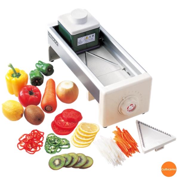 手動スライサー スライス・ママD S19D CSL-12【送料無料】[関連:DREMAX 調理機械 野菜スライサー 万能調理機 野菜 果物 千切り スライス]