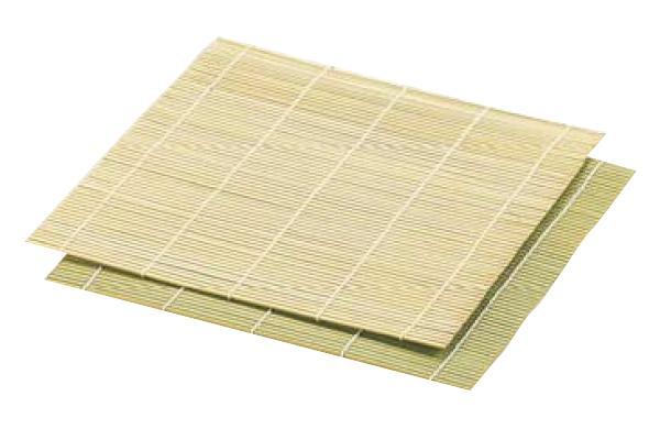 1本1本が通常の巻きすより細いため しっかりと巻けます 竹製 京巻スダレ 24x24cm BSD-07 関連:業務用 細巻き 巻す すし 数量限定アウトレット最安価格 調理小物 恵方巻 豊富な品 巻き寿司