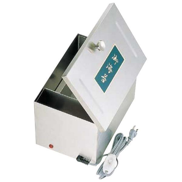 SA 18-8 B型 電気のり乾燥器(ヒーター式) BNL-03【送料無料】[関連:TKG 業務用 寿し 海苔 サーモスタット式 乾燥器 保管 保存 ステンレス 箱]