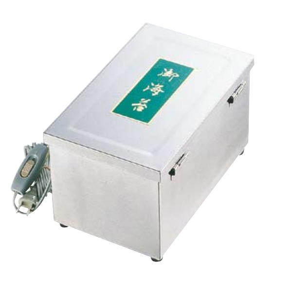 SA 18-8 A型 電気のり乾燥器 電球式 BNL-02【送料無料】[関連:TKG 業務用 寿し 巻き寿司 海苔 乾燥器 保管 保存 ステンレス 箱]