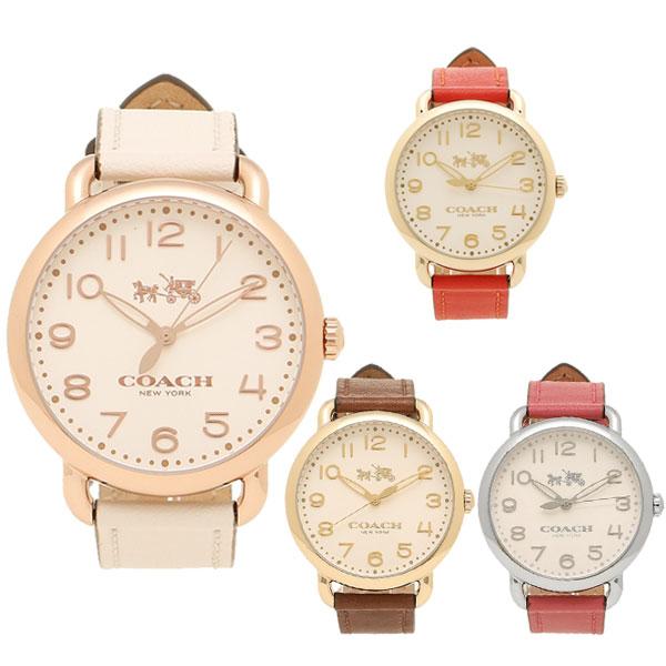 【9時間限定ポイント10倍】【返品OK】コーチ 腕時計 レディース DELANCEY デランシー COACH