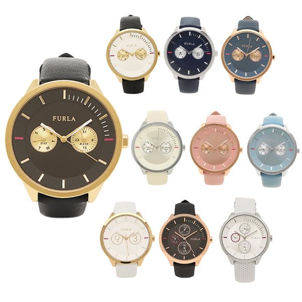 【9時間限定ポイント10倍】【返品OK】フルラ 腕時計 FURLA METROPOLIS メトロポリス 38MM レディース腕時計ウォッチ 選べるカラー