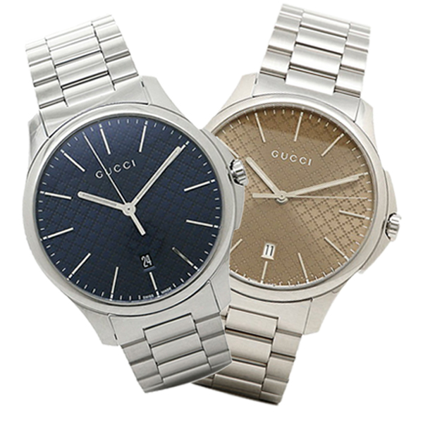 【198時間限定ポイント10倍】【返品OK】グッチ 腕時計 メンズ Gタイムレス GUCCI