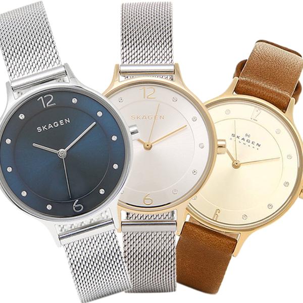 【4時間限定ポイント10倍】【返品OK】スカーゲン 腕時計 レディース ANITA アニタ 30MM SKAGEN