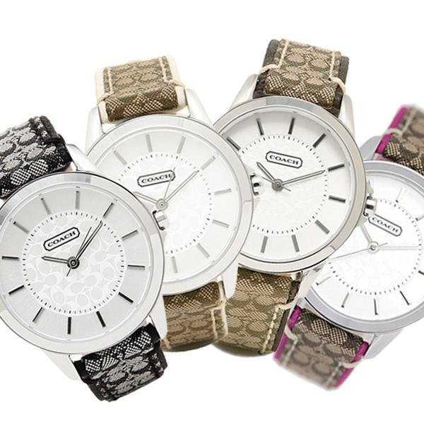 コーチ 腕時計 腕時計 COACH COACH クラシックシグネチャー コーチ レディース腕時計ウォッチ, UNIT-F:045e10cf --- sunward.msk.ru