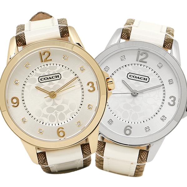 【9時間限定ポイント10倍】【返品OK】コーチ 腕時計 COACH ニュークラシックシグネチャー レディース腕時計ウォッチ
