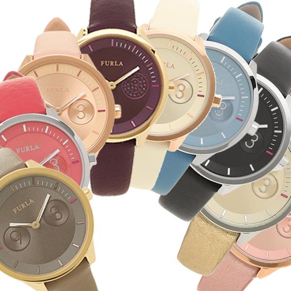 【4時間限定ポイント5倍】フルラ 腕時計 レディース FURLA METROPOLIS メトロポリス 31MM 選べるカラー