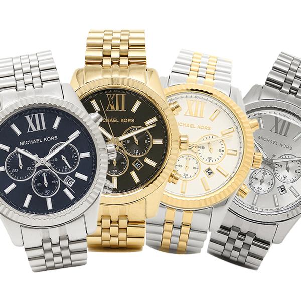 【4時間限定ポイント10倍】マイケルコース 腕時計 メンズ MICHAEL KORS LEXINGTON レキシントン