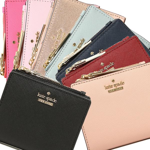 f5ca0b56e1e46 Kate spade wallet KATE SPADE PWRU5451 CAMERON STREET ADALYN Lady s folio  wallet plain fabric