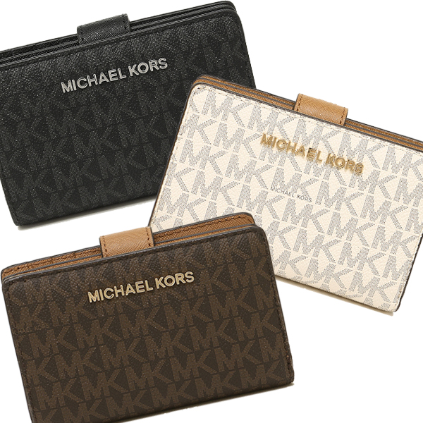 776866c68399 Michael Kors wallet outlet MICHAEL KORS 35F8GTVF2B JET SET TRAVEL BIFOLD  ZIP COIN WALLET Lady's folio ...