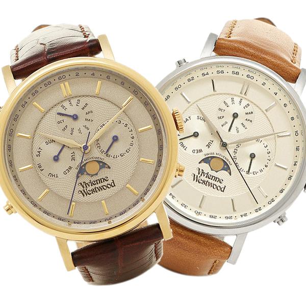 【9時間限定ポイント10倍】【返品OK】ヴィヴィアンウエストウッド 腕時計 メンズ VIVIENNE WESTWOOD VV164